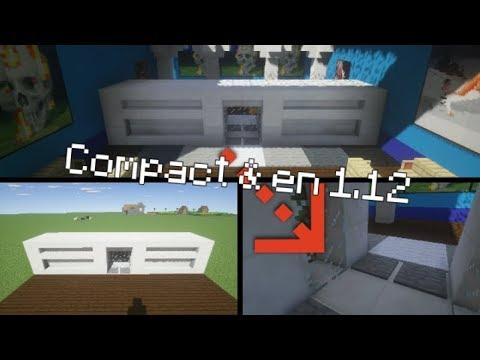 Comment faire une porte coulissante minecraft youtube - Comment fabriquer une porte coulissante ...