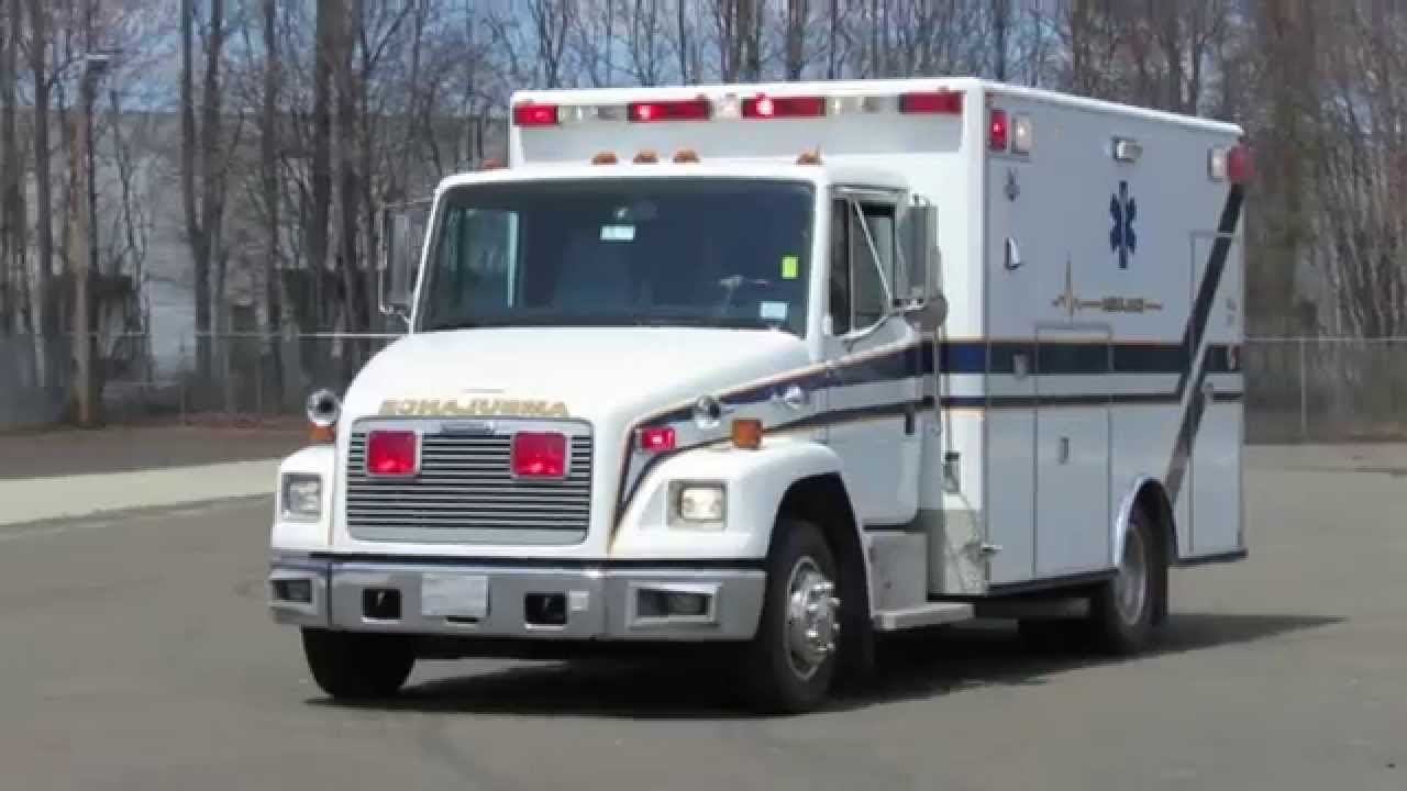 Ambulance For Sale >> 1999 Freightliner Ambulance by Medic Master - YouTube