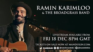 The Road To Find Out - Trailer (Ramin Karimloo)