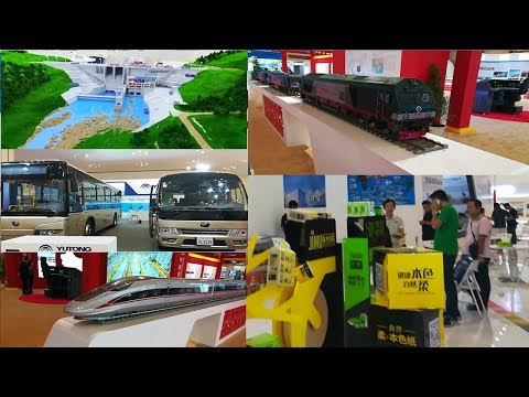 Economic and Technological for Lancang-Mekong Cooperation 2017 Part 2