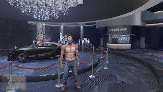 GTA 5 Trevor spent money in casino Part 1 ( Story mode script )