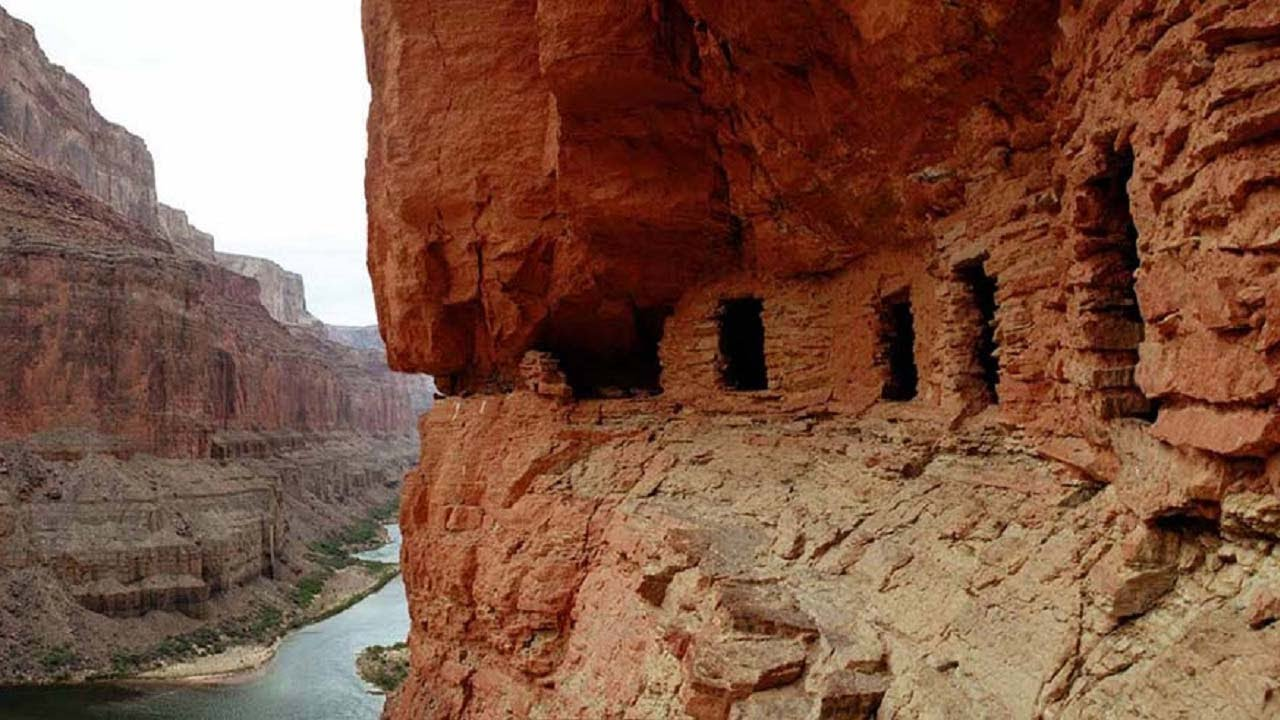Ancient Atlantean Colony in the Grand Canyon? - ROBERT SEPEHR