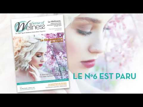 Sense of WELLNESS Magazine N° 6 est paru !
