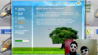 Windows XP SP3 2011 v11.07 Installation Tutorial