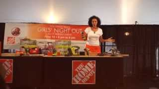 Home Depot Girl s Night Out Philadelphia W/ Tom Joyner