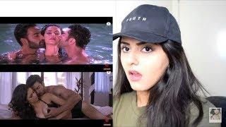 kabhi yun bhi 2018 hot song reaction by perdasi girl ishq junoo