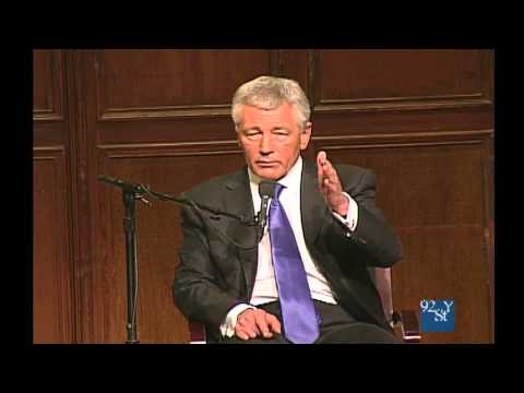 "Chuck Hagel on Iraq: ""If I Had to Vote Again on That, I'd Vote No"""