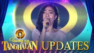 Mariane Osabel defends the Golden Microphone for the 4th time! | Tawag ng Tanghalan Update