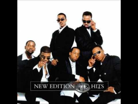 New Edition Hits 1983-1996