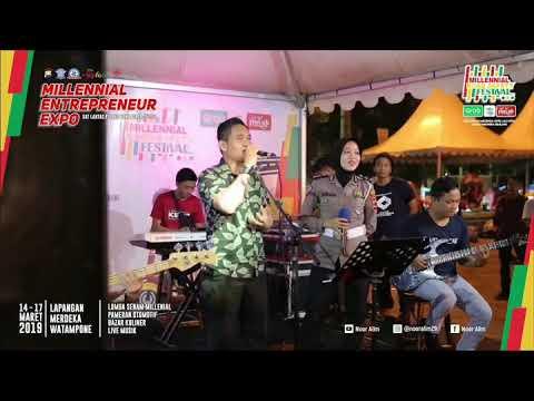 Live Music, Hibur Pengunjung Milenial Enterpreneur Expo