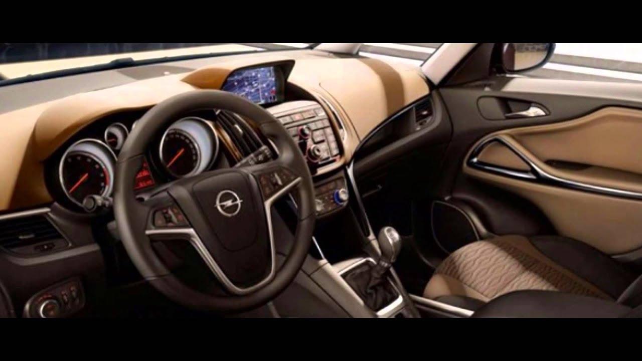 2016 vauxhall zafira tourer interior youtube for Opel zafira interieur