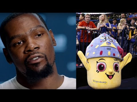 Kevin Durant is SICK of People Talking Sh*t About Him
