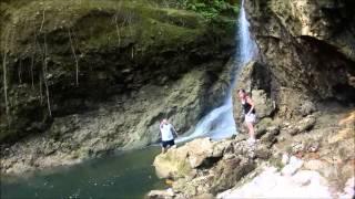 catigbian bohol waterfall