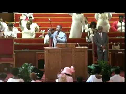 New Nazareth MB Church Chicago IL Dr Jarvis Hanson Pastor 10/22/17