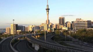Auckland Time Lapse - A Day In 60 Seconds