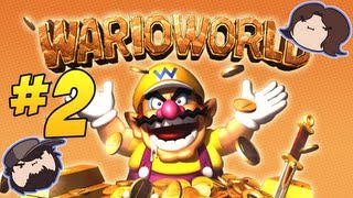 "Wario World: He Does Like ""Aehh"" at the End - PART 2 - Game Grumps"