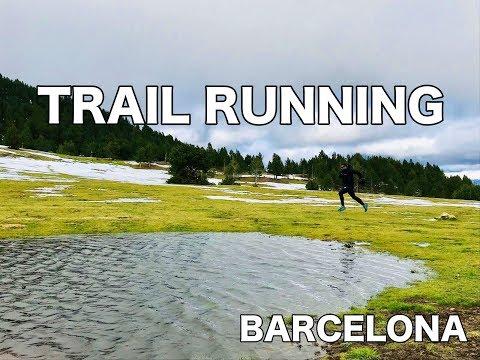 TRAIL RUNNING BARCELONA