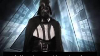 Batallas de rap epicas de la historia - Adolf Hitler vs Darth Vader