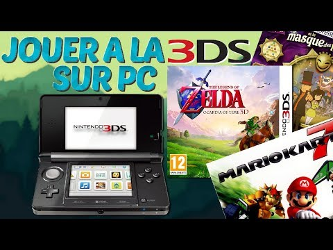 Comment jouer à des jeux 3DS sur PC [FR]