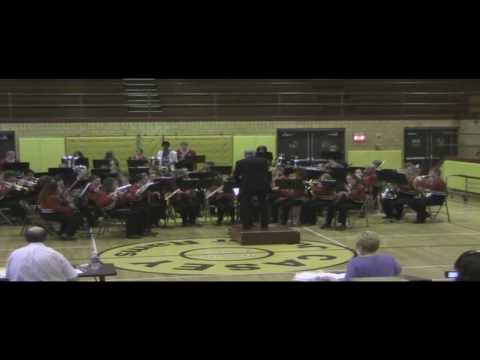 DuQuoin Middle School Band State Contest 4/24/10