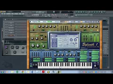 how to create a bassline fl studio