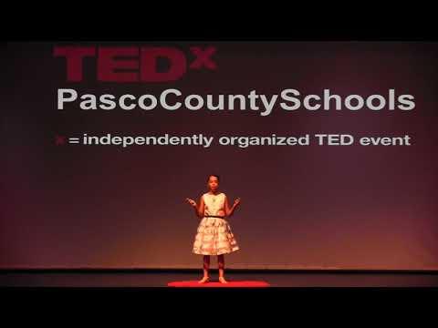 TEDx Talks: Nelson Mandela: A life, a tragedy and a triumph   Sophia Villegas-Lombeyda   TEDxPascoCountySchools