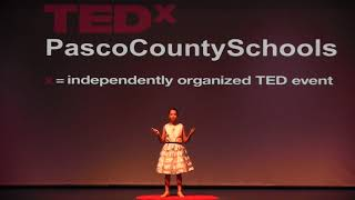 Nelson Mandela: A life, a tragedy and a triumph | Sophia Villegas-Lombeyda | TEDxPascoCountySchools