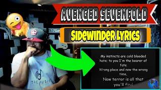 Avenged Sevenfold Sidewinder Producer Reaction