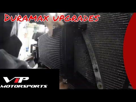 Duramax Allison Transmission Upgrades