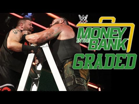 WWE Money In The Bank 2018: GRADED