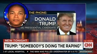 Donald Trump to Don Lemon: Yes, I Was a Democrat, Like 'Everybody' in NYC - BREAKING NEWS 24/7