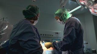 Alès : 1ère pose de prothèse de hanche en ambulatoire sur le Gard