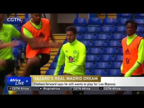 Eden Hazard still hopes to play for Real Madrid