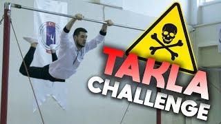 TEHLİKELİ ÇOK ZOR PARKUR TAKLA CHALLENGE!