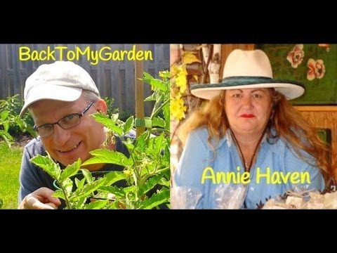 BTMG001 - The Magic of Properly Feeding Your Soil with Annie Haven