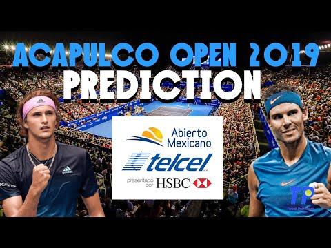 Acapulco Open 2019 | Prediction