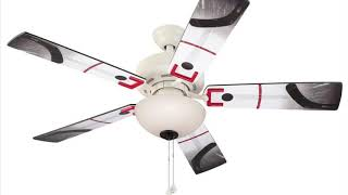 Ceiling fans for kid rooms