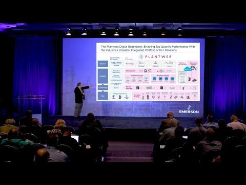 2017 Emerson Exchange Press Event: Expanding Plantweb™ to Empower the Digital Workforce