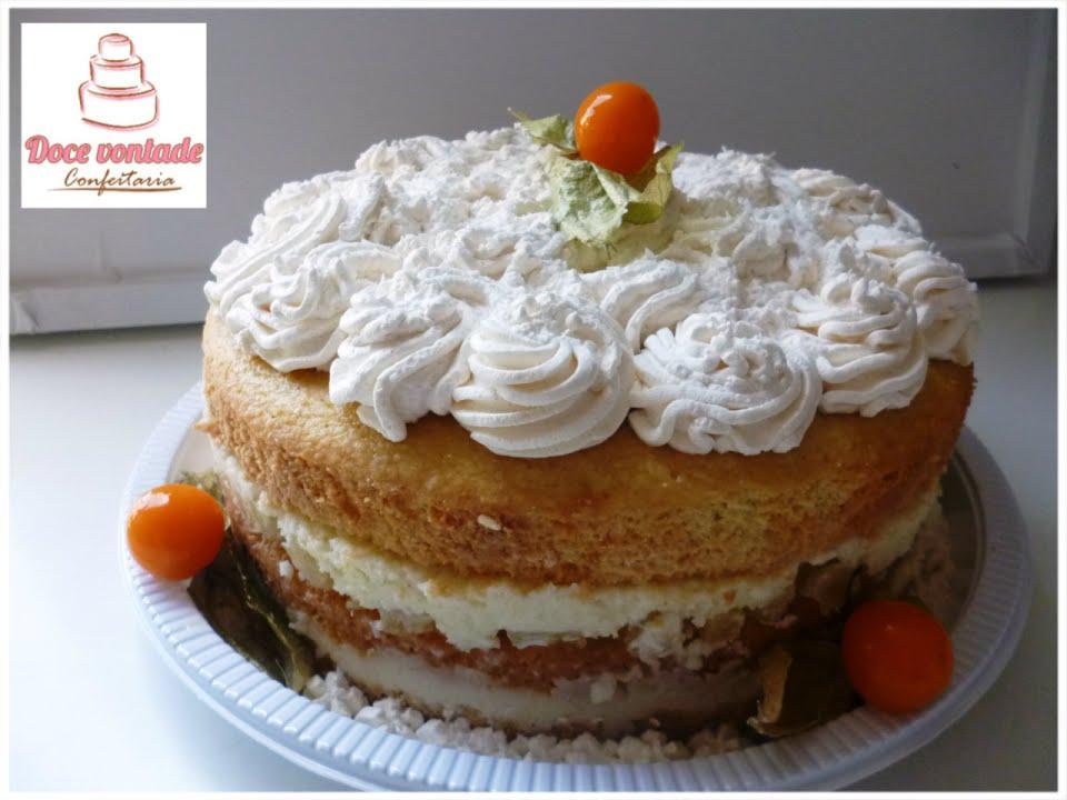 NAKED CAKE MASSA AMANTEIGADA - Bru na Cozinha - YouTube