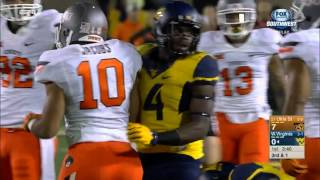 Oklahoma State at West Virginia football 2015 - No Huddle thumbnail