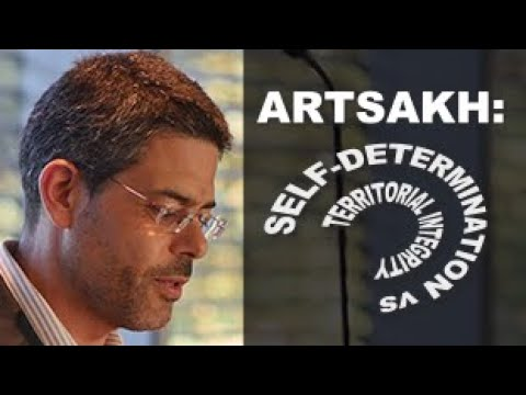 Succession and the Sovereignty Game - Dr Ryan Griffiths | Artsakh Conference, Sydney