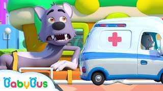 Hickory Dickory Dock | Nursery Rhymes | Kids Songs | Baby Cartoon | BabyBus