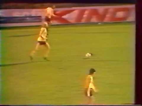 Lens 6-0 Lazio - Un match de légende (02/11/1977 UEFA Cup - Full HD 1080p)
