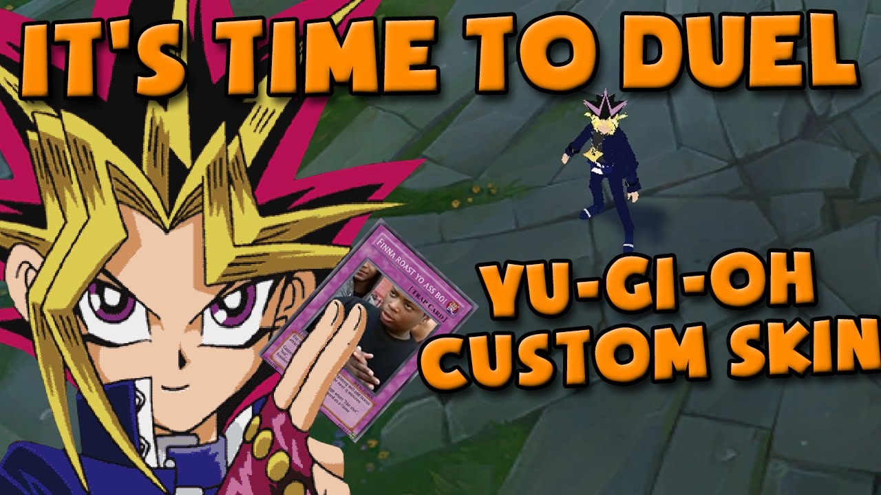you activated my trap card yu gi oh yugi moto twisted fate