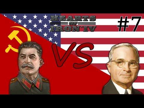 HoI4 - Cold War The Iron Curtain - Soviet Union - Part 7