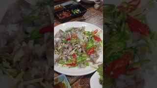 [동네][안주] 밤푸스 산낙지