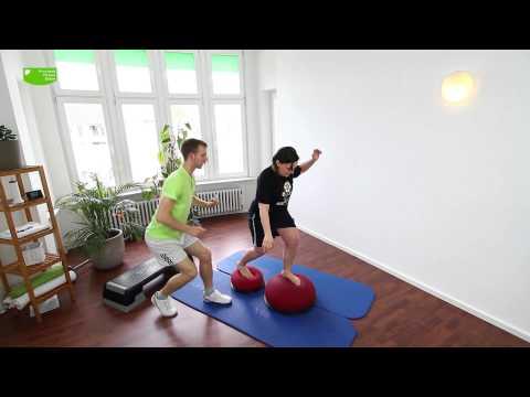 proximed physio kreuzband Rehabilitation HD