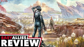 The Outer Worlds - Easy Allies Review (Video Game Video Review)
