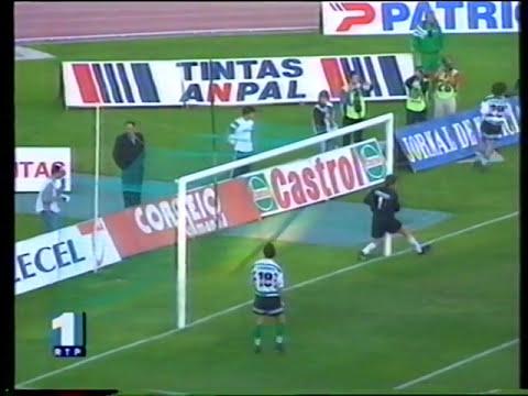 24J :: Sporting - 1 x Marítimo - 1 de 1997/1998