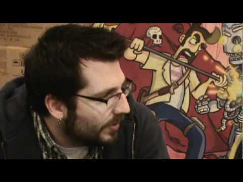 AnimeFest 2010: Joel Watson (HijiNKS ENSUE) Interview